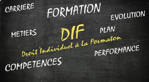 Formation d'anglais DIF